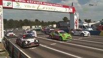 Guy Moreton et Florent Béduneau hommes forts de la D3 Rallycross