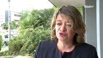 Isabelle Thomas, tête de liste PS pour les élections européennes
