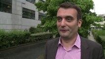 Tribune Sarkozy: réserves à l'UMP, le FN dénonce des mensonges