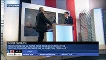 22/05/2014 Olivier Faure dans le Oui/non de LCI
