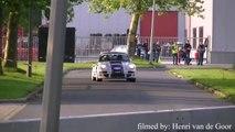 Huge Rally Crash - Porsche 964 RSR @ Hellendoorn rally 2013