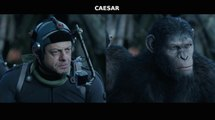 """Dawn of the Planet of the Apes"" - Ape Evolution"