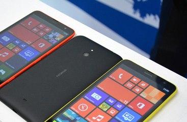 Sony Xperia M2 Vs Nokia Lumia 1320