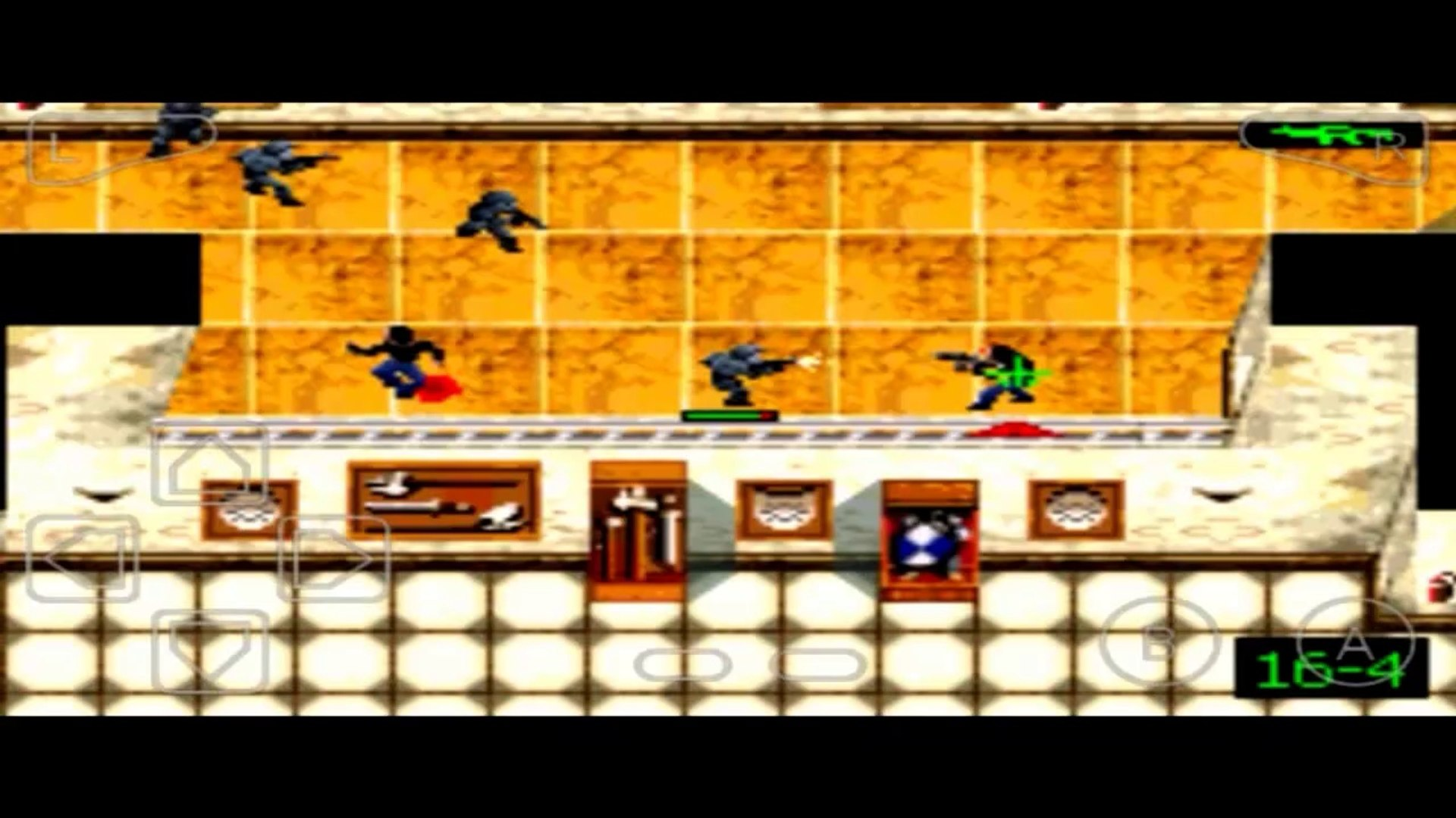 Tom Clancys Rainbow Six Rogue Spear Android Gameplay GBA Gameplay Simulation