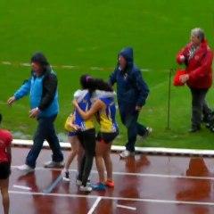 Relais féminin 800-200-200-800m
