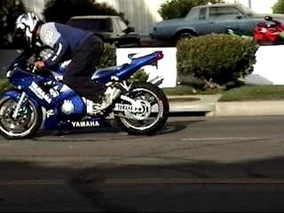Motos Yamaha R1