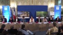 Mme Ségolène Royal lance la dynamique  « Terre saine, communes sans pesticide »