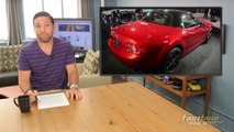 Mazda MX-5 Sells Out, New McLaren Model, New VW Tiguan - Fast Lane Daily