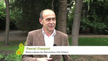 Pascal Gasquet, Maire-adjoint de Valmondois dans le Val d'Oise, précurseur de la dynamique  « Terre saine, communes sans pesticides »