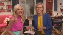 Jennie Garth and Tori Spelling Are Back ... But Not As Kelly and Donna