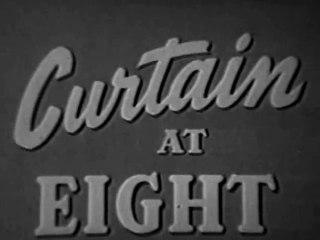 Curtain At Eight (1933) C. Aubrey Smith