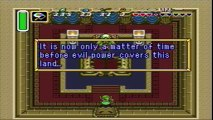 Let's Play Zelda A Link to the Past Part 6 - Return to Hyrule Castle