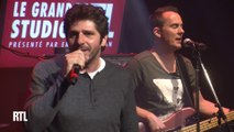 Patrick Fiori - Choisir en live dans le Grand Studio RTL
