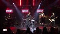 Patrick Fiori - Un jour mon tour en live dans le Grand Studio RTL