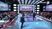 Son micro resté ouvert, David Pujadas s'énerve sur France 2