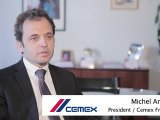 Michel André - Why Cemex chose France