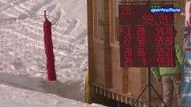 Trofeo topolino Sci 2014 Slalom Gigante categoria allievi 1° manche