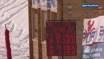 Trofeo topolino Sci 2014 Slalom Gigante categoria allievi 2° manche