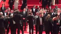 Robert Pattinson leaving the Grand Theatre LUMIERE  MTTS  Cannes Premiere #2