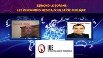 Edmond Le Borgne et  Introduction sur les Dispositifs médicaux (DM)