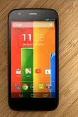 Motorola Moto E vs Nokia XL