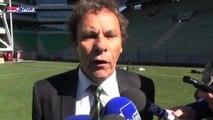 """FOOTBALL / ASSE - Romeyer : """"On va avoir un beau stade"""" 23/05"""