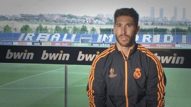 Sergio Ramos: ''No debe haber presión, debe haber ilusión''
