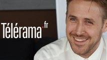 Ryan Gosling, entretien post-it - CANNES 2014