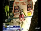 Huge Ski Jump Accident