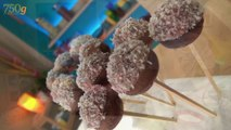 Recette de Cake pop's au chocolat - 750 Grammes