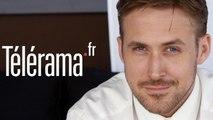 Ryan Gosling, leçon de french kiss - CANNES 2014