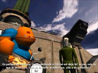Grim Fandango [PC] partie 2 : Fuite d'El Alamoual