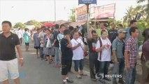 Thai Military Detains Former PM Yingluck Shinawatra: Senior Officer