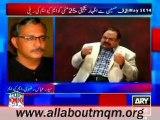 Preparation of MQM rally to express solidarity with QeT Altaf Hussain: Haidar Abbas Rizvi