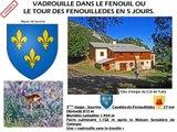 TOUR DES FENOUILLEDES ETAPE 3 de Sournia à Caudiès-de-Fenouillèdes