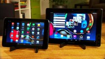 The Lenovo A10 and A8 are a comfortable, portable, and affordable pair of tablets
