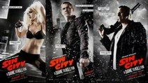 FRANK MILLER'S SIN CITY: A DAME TO KILL FOR Character Posters Released - AMC Movie News