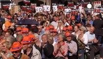Europee, ultimi comizi e dibattiti per i candidati