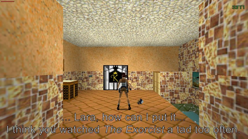 "Tomb Raider 2 Gold: Bugs in ""Nightmare in Vegas"" level"