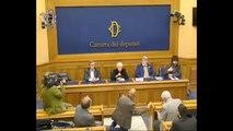 Roma - Chiusura campagna elettorale europee - Conferenza stampa di Nicola Fratoianni (23.05.14)