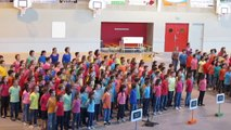Chante Mai école privée Sainte Marie Sallertaine