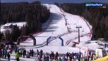 Trofeo Topolino Sci 2014 slalom speciale allievi 1° manche