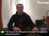 Olivier Ledroit en interview sur PlaneteBD.com