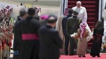Pope Thanks Jordan For Welcoming Syrian Refugees