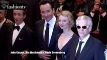 John Cusack, Julianne Moore, Robert Pattinson at the Cannes Premiere of Maps To The Stars -FashionTV
