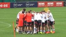 Germany ready to feel the heat
