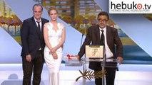 Nuri Bilge Ceylan - Altın Palmiye Ödül Konuşması 2014 / (Türkçe Çevirisiyle)
