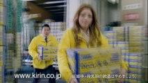 00006 #kirin #nodogoshi #kinoshita yukina #tomomitsu yamaguchi #beverages - Komasharu - Japanese Commercial