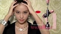 00008 #shiseido #maquillage #emi takei #health and beauty - Komasharu - Japanese Commercial
