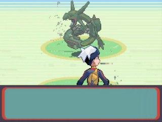 Pokémon Saphir 18) The end